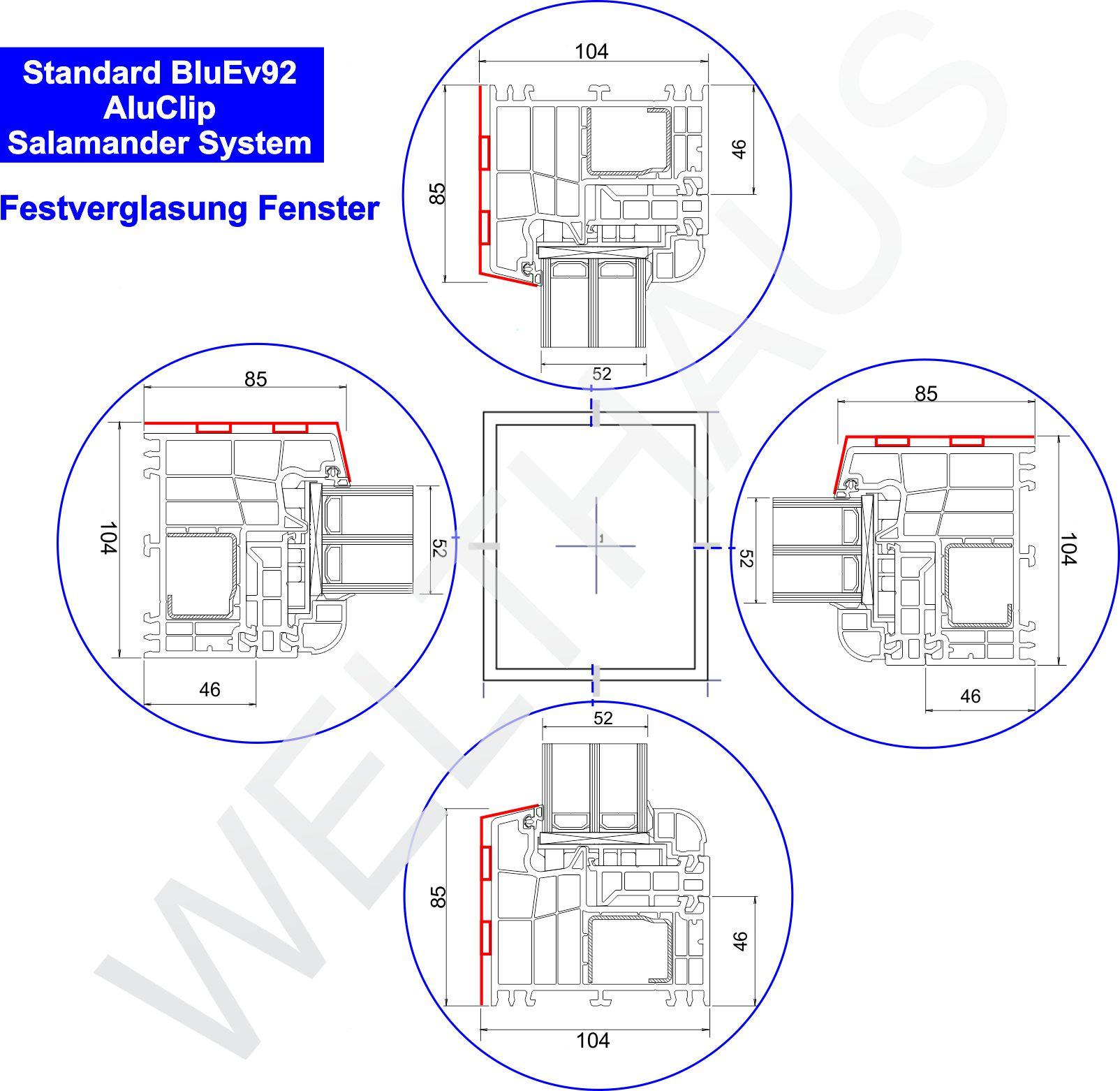 Charmant Framing Um Kellerfenster Zeitgenössisch - Rahmen Ideen ...