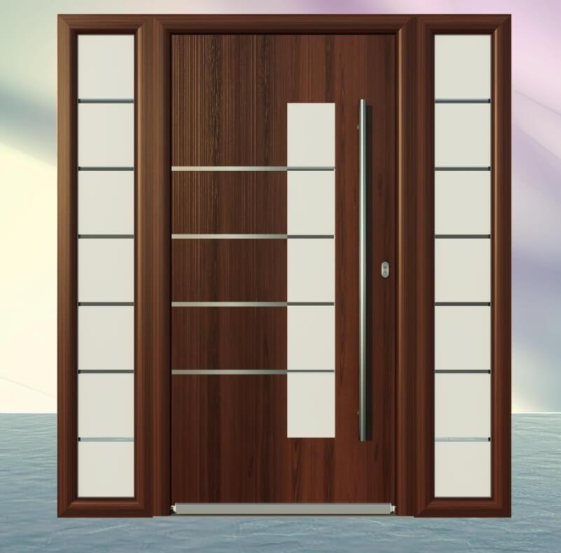 Welthaus Doors - Solid Front doors on
